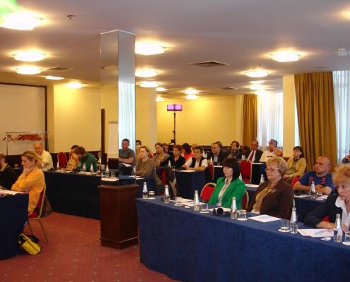Dissemination Tour Konferenz