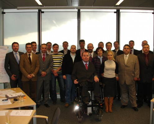 Projektteam PubTrans for all